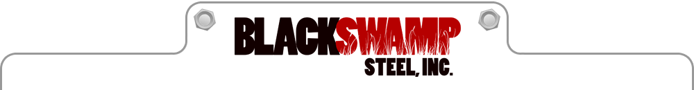 Black Swamp Steel Logo
